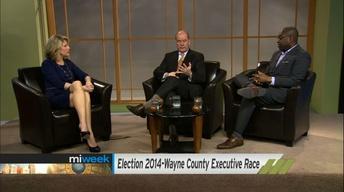 Election 2014 – Wayne County Executive Race