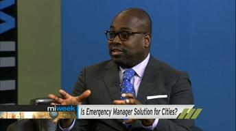 Is Emergency Manager Solution for Struggling Cities?
