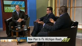 New Plan to Fix Michigan Roads