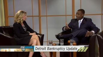 A Conversation with Kevyn Orr & Detroit Bankruptcy Update