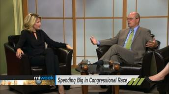 Big Spending in Congressional Race