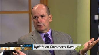 Update on Governor's Race