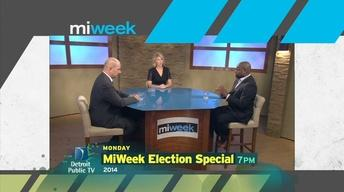 MiWeek Election Special Preview - 11/3/14