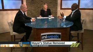 Water Crisis / GOP vs. Planned Parenthood / Hubbard Statue