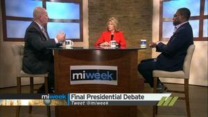 Final Presidential Debate / GOP Divide / Flint Water