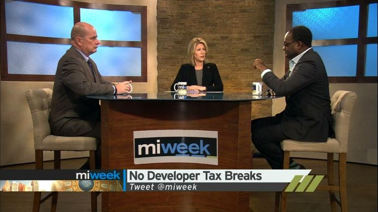 Michigan Recount / Tax Breaks / Fake News