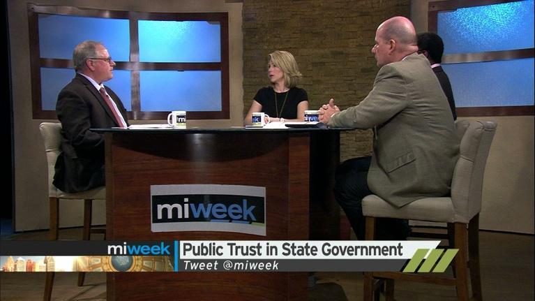 """""""Fractured Trust"""" / Healthcare Debate"""