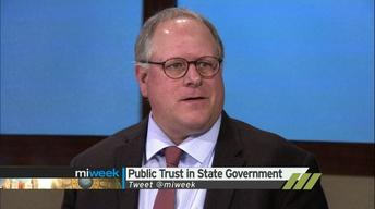 Fractured Public Trust in Government