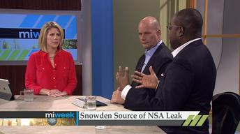 Duggan off Ballot / Detroit Financial Crisis / NSA Leak