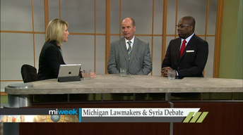 Michigan Lawmakers & Syria