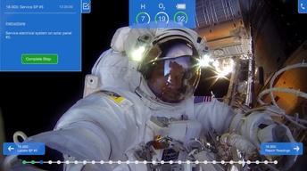 SciTech Central Short: NASA IDEAS Headset