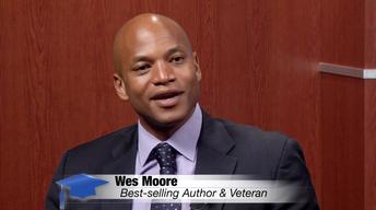 American Graduate: Wes Moore
