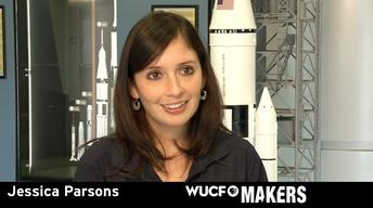 WUCF MAKERS - NASAs Jessica Parsons