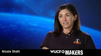 WUCF MAKERS - NASA's Nicole Stott