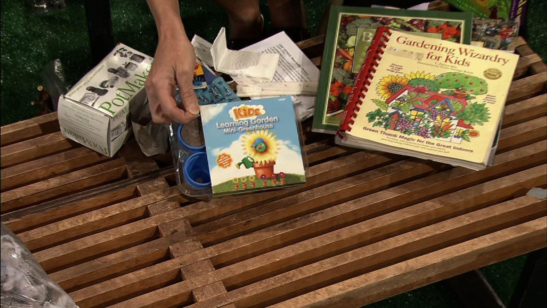 Garden Activities for Kids image