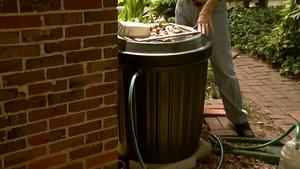 Using Rain Barrels to Irrigate Your Landscape
