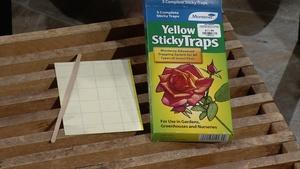 Sticky Traps for Bugs