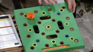 Kids & Seeding Squares