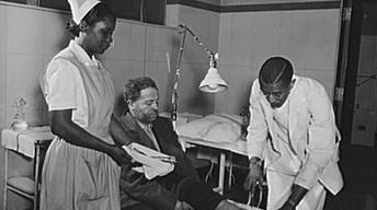 Chuck Davis: Drawn to Medicine