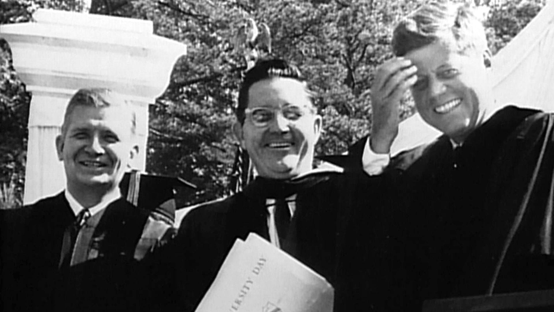 William Friday: University Life image