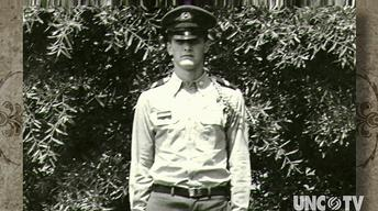 Gen. H. Shelton PT 1:  Talks about signing up to join ROTC image