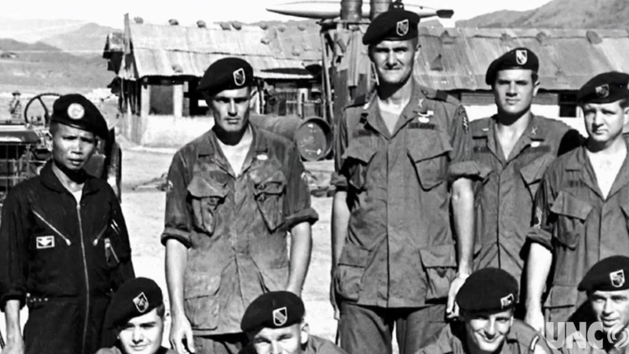 Gen. H. Shelton PT 2: The Military Person Center. image