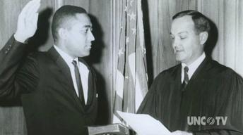 H. Frye talks about Nixon's Southern Strategy  image