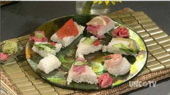 Simple Cooking: Sushi-pressed