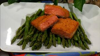Simple Cooking: Salmon w/Honey Mustard
