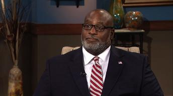 Jonathan Barfield, Jr, Democratic candidate, NC 7th District