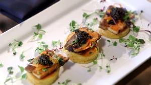 Atlantic Caviar and Sturgeon