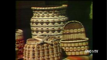 Cherokee Baskets Making