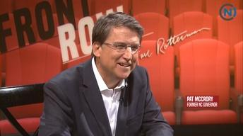 Front Row: Conversation with Pat McCrory