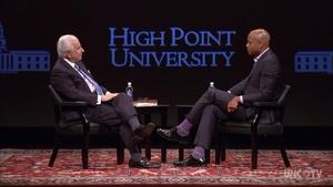 High Point University Presents: Wes Moore