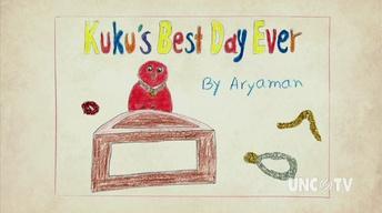 2013 PBS KIDS GO! Writers Contest - 2nd Grade Runnerup