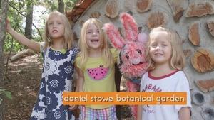 Stella Visits Daniel Stowe Botanical Garden!
