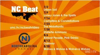 NC Beat Promotional 7.2016