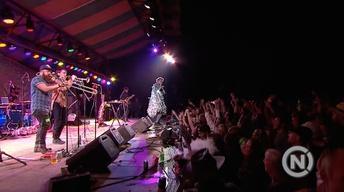 Shakori Hills Concert Series:  Rubblebucket