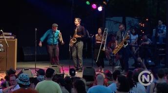 Shakori Hills Concert Series:  Big Mean Sound Machine