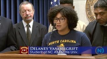 "NC A&T Student:  ""Black Minds Matter Just as Black Lives"""