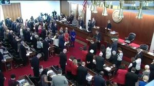 NC House of Representatives:  Opening the 2017 Session