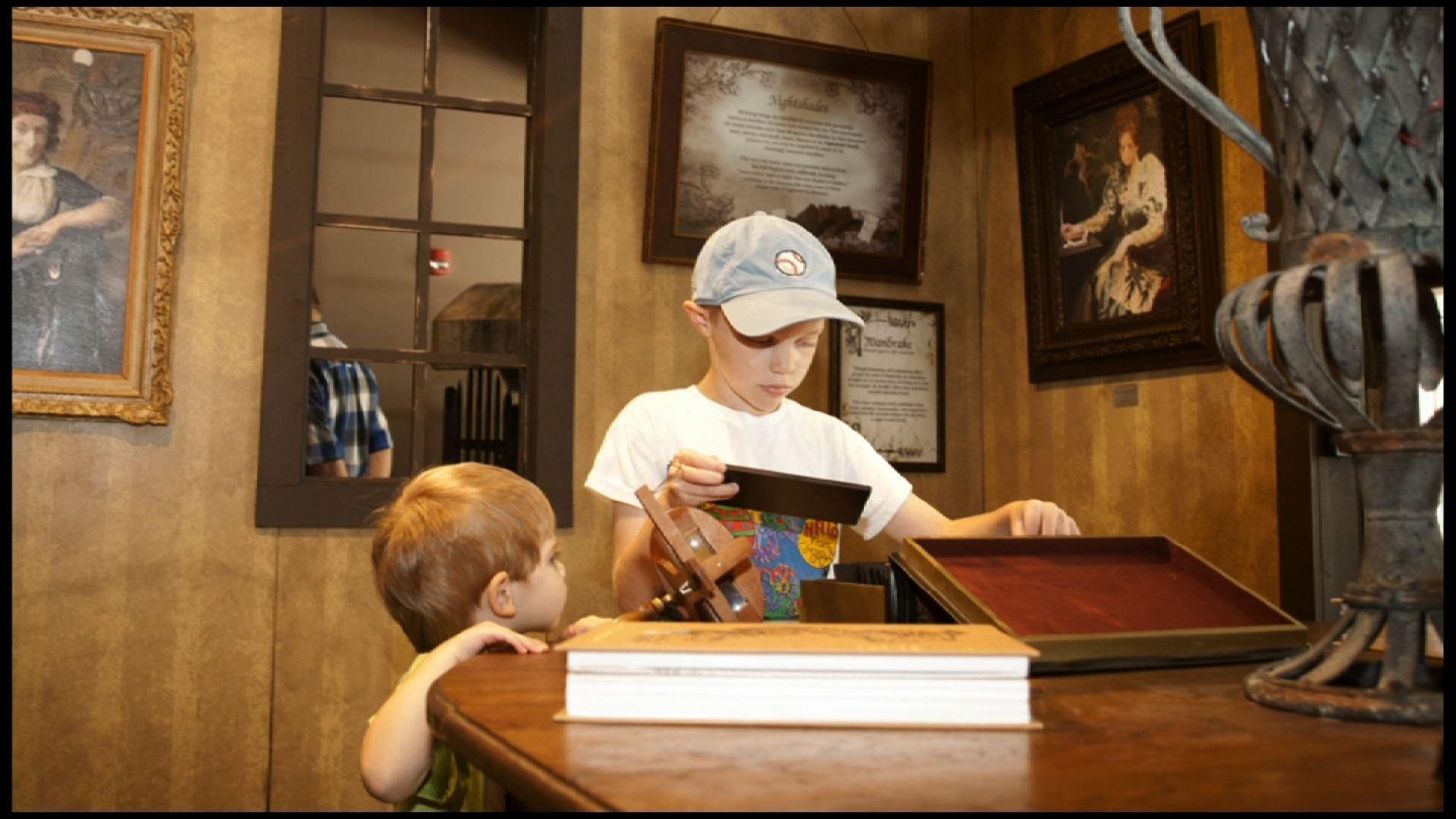 NC Arboretum Educational Exhibits image