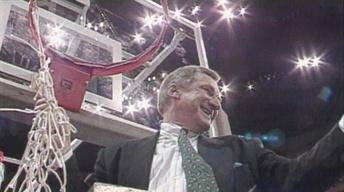 Dean Smith | University Award 1998
