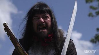 Hunting for Blackbeard