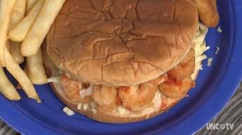 Shrimpburgers & Memories