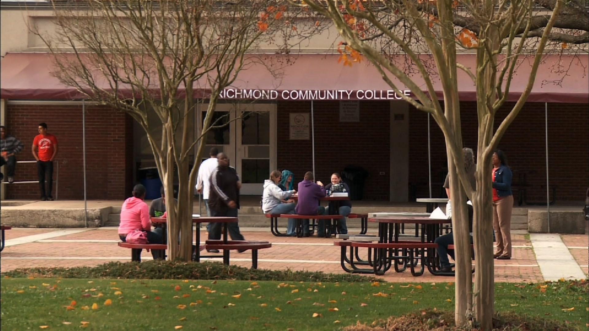 Richmond Community College image