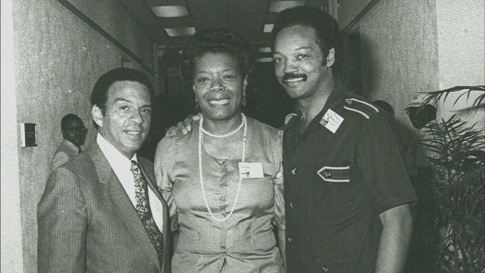 Maya Angelou image