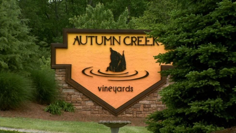 Autumn Creek Vineyards image