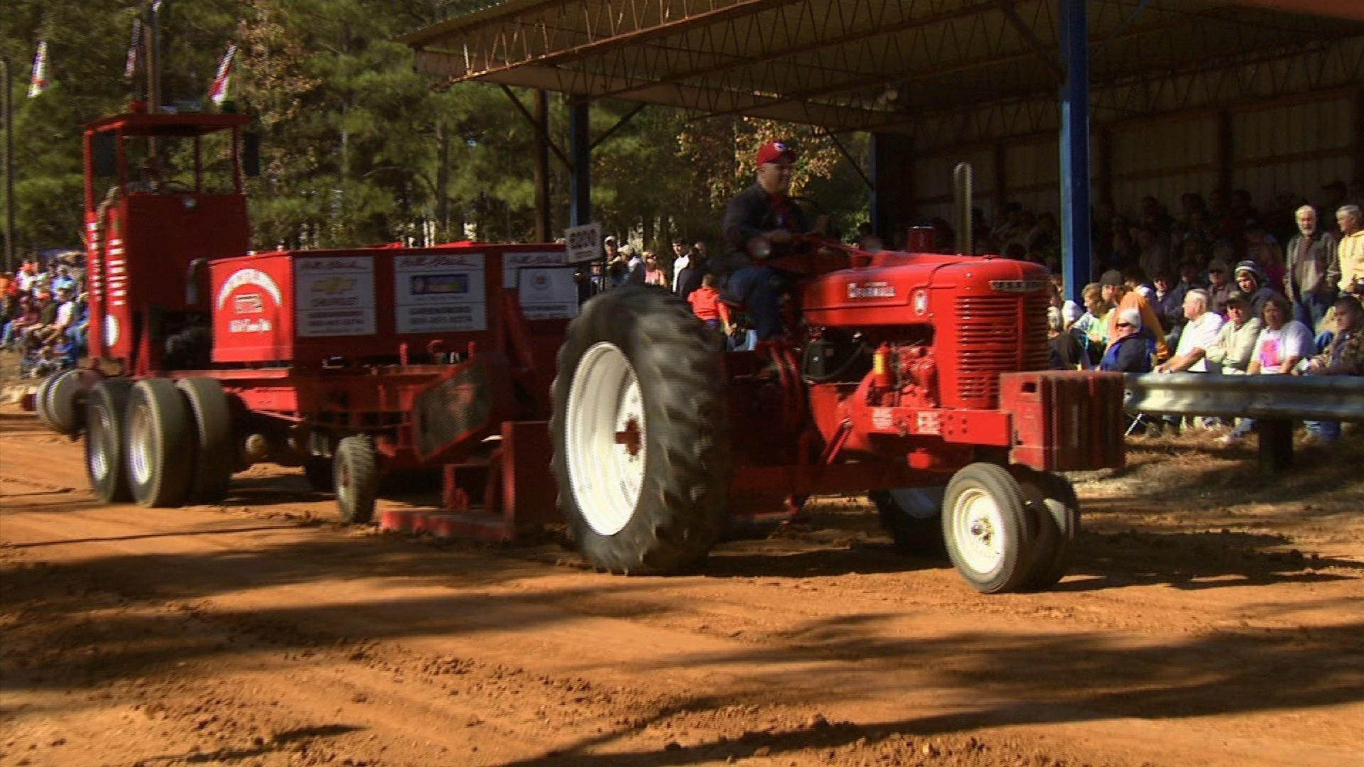 100+Years of Progress Train and Tractor Show image