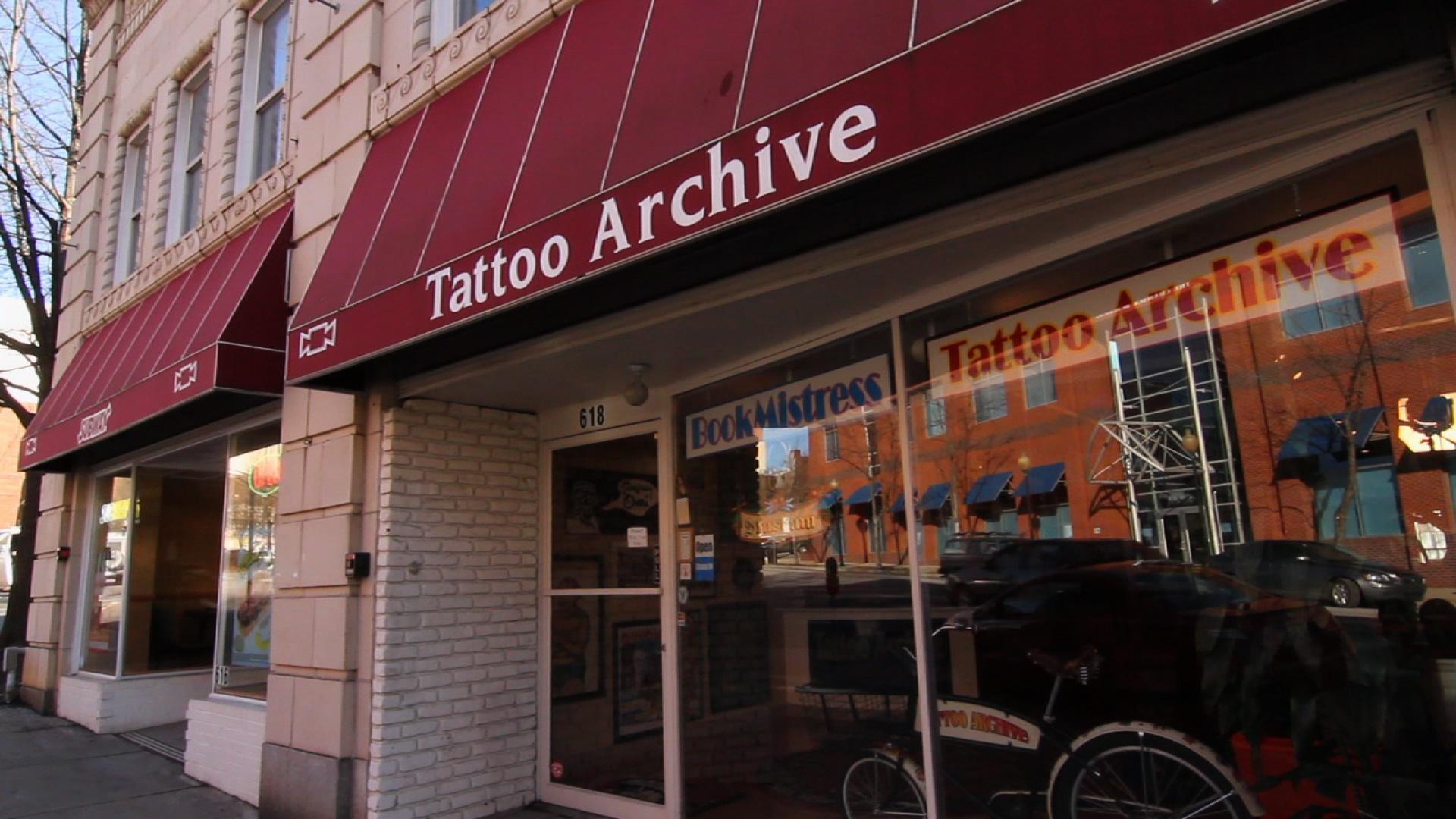 The Tattoo Archive Winston Salem image